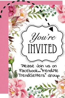 you are invited......