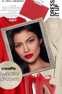 trendMe Sweater Dresses
