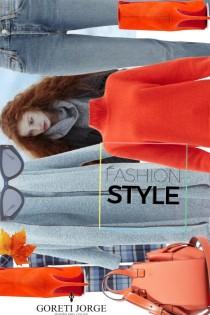 Horizontal fashion set