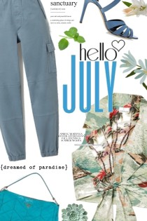 July is Beautiful
