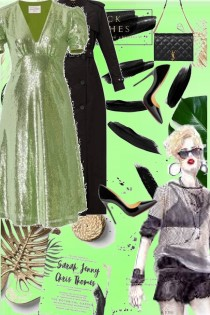 green and black 2