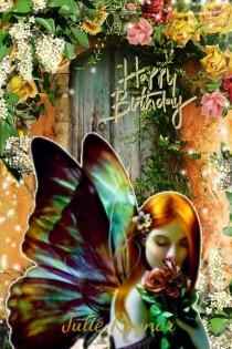Happy Birthday Julie Raynor