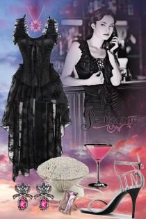 Black dress 29-10