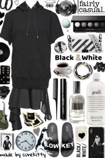 Miscellaneous Stuff & Junk In Black & White!
