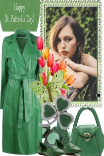 -IN LOVE WITH GREEN