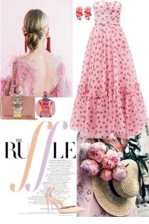 Sweet pink look