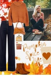 October autumn style