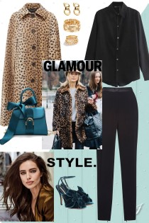 Glamour panther