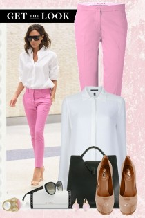nr 836 - Get the look - Victoria Beckham