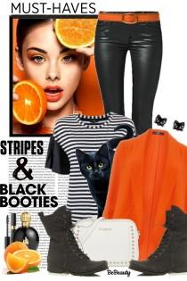 nr 1100 - Black cat