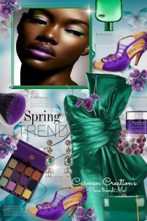 Journi's Elegant Runway Spring Trend Outfit