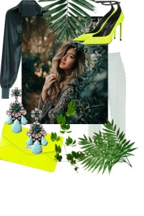 Jungle glam