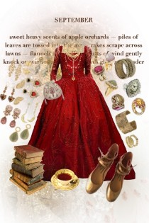 princess of hearts and her treasures