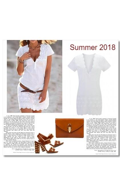 Summer Fashion 2018#1- Fashion set