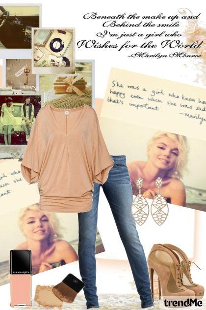 like marilyn monroe- Fashion set