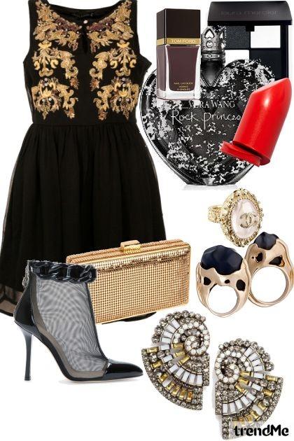 Rock Princess- Fashion set