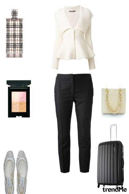 away on business- Fashion set