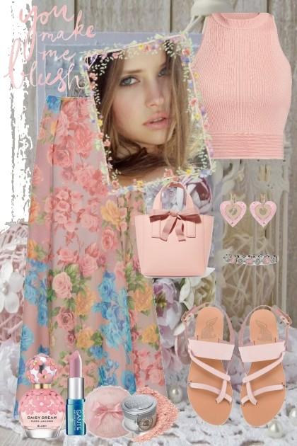 Blush- Fashion set