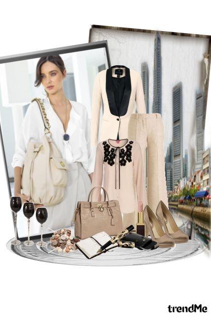 Business Advisor- Fashion set