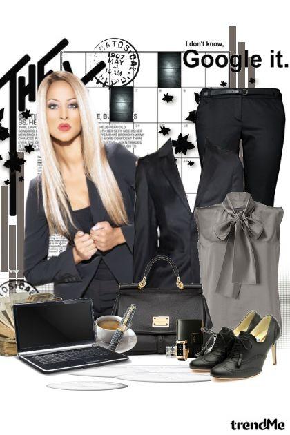 Business style- Fashion set