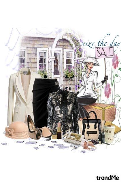 seize the day- Fashion set