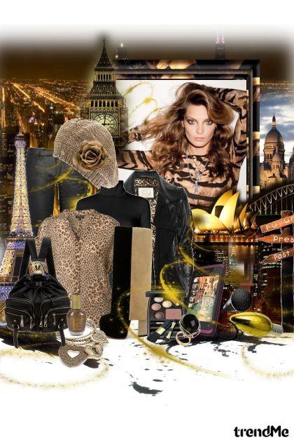 The world is mine- Fashion set