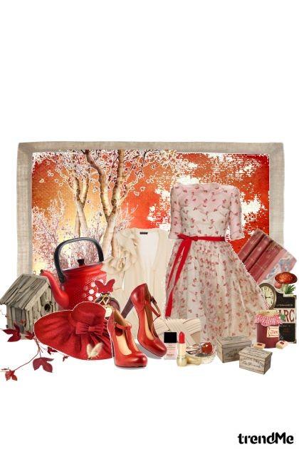 Romance Inn- Fashion set