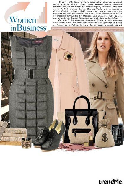 Women in Business..- Fashion set