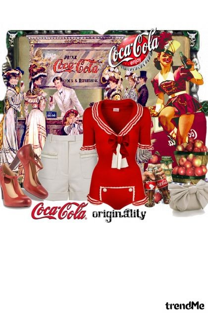 Coke- Fashion set