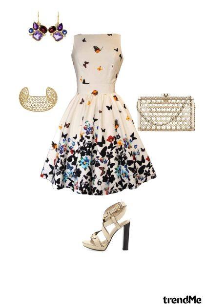 Butterfly- Fashion set