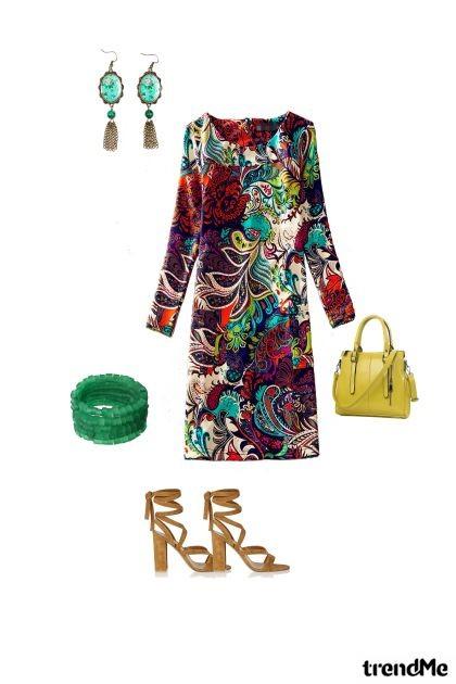 Paisley- Fashion set