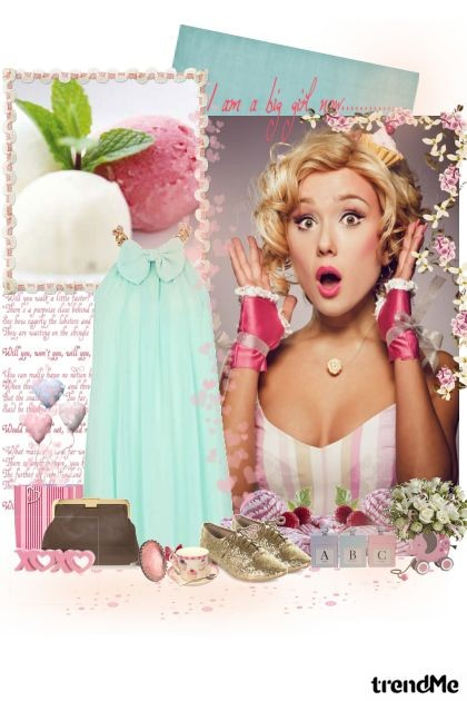 Like Ice-cream!- Fashion set