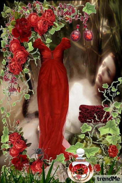 Where the wild roses grow- Fashion set