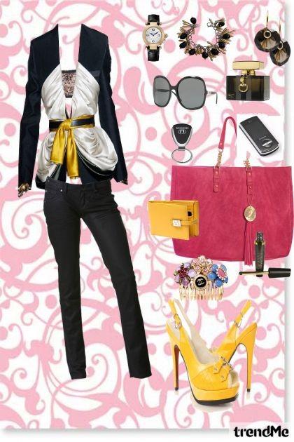 work- Fashion set