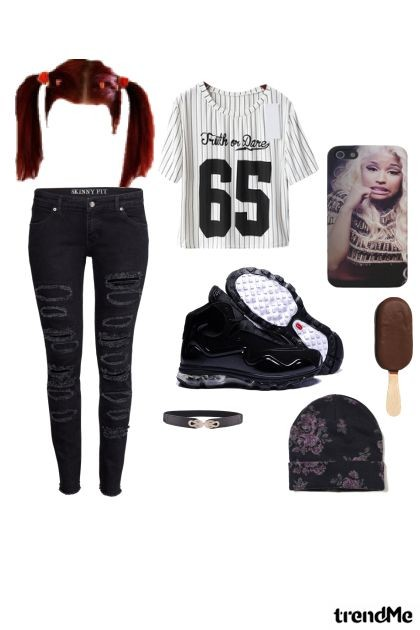 Hangin in the City - Fashion set