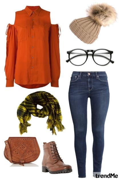 Autumn Outing- Fashion set