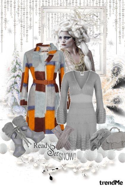 Ready, set, snow- Fashion set