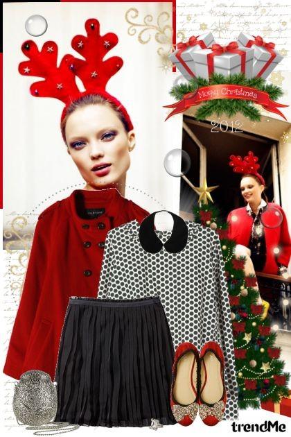 Santa baby....- Fashion set