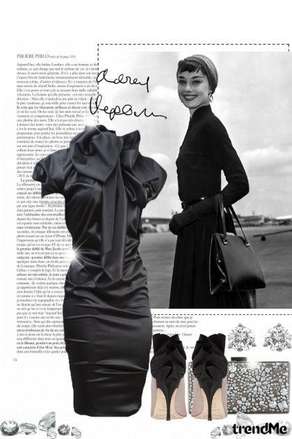 Mala crna haljina- Fashion set