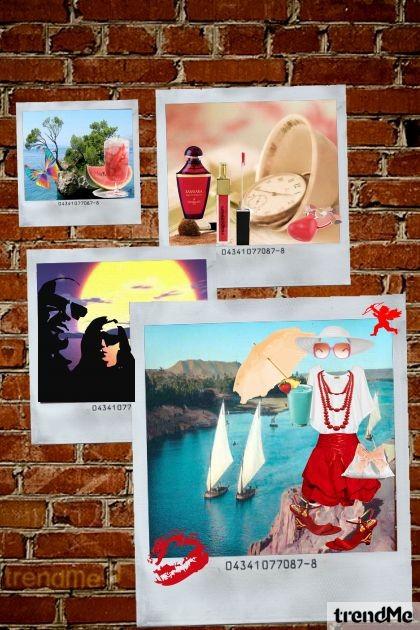 Memories of a summer Love- Fashion set