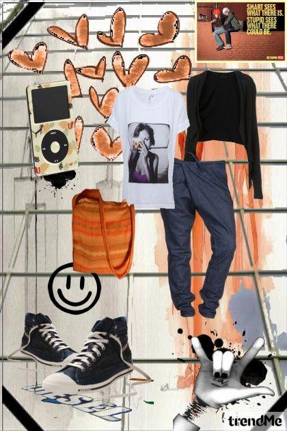 oLdSchooL !- Fashion set