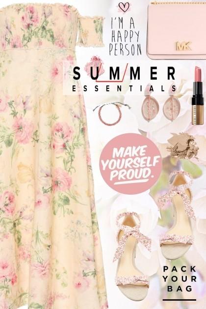 Summer Essentials- Fashion set