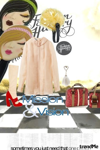 Mission&Vision- Fashion set