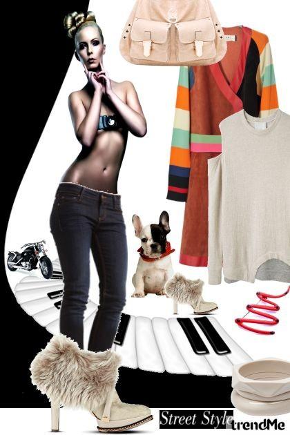 Street Style ::::- Fashion set