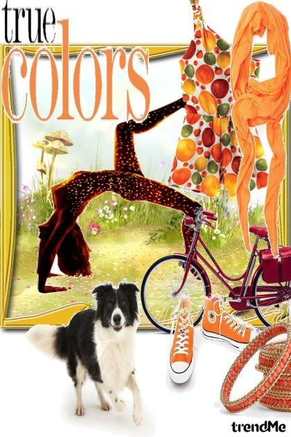 ____ true colors ____- Fashion set