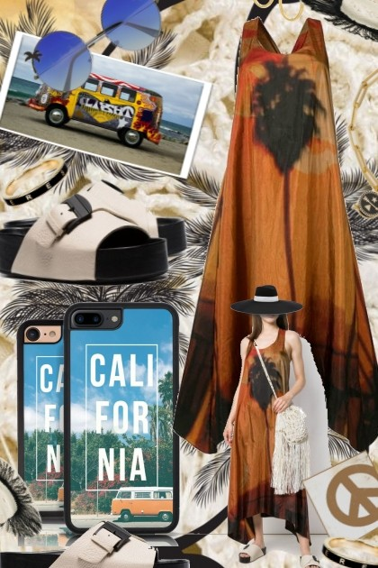 California Dreaming- Fashion set