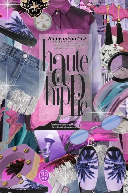 Haute Hippie- Fashion set