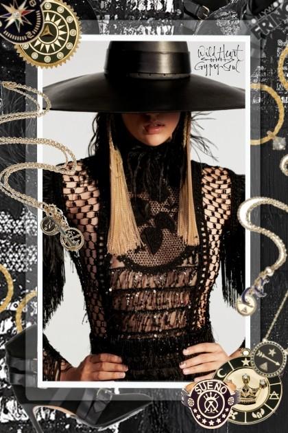 Wild Heart, Gypsy Soul- Fashion set