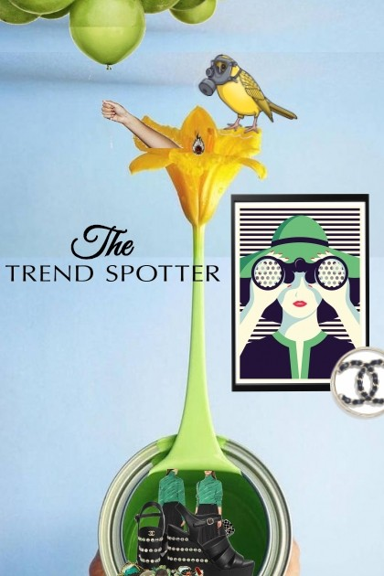 The Trend Spotters- Fashion set