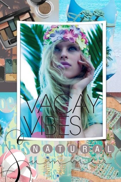 Vacay Vibes- Fashion set